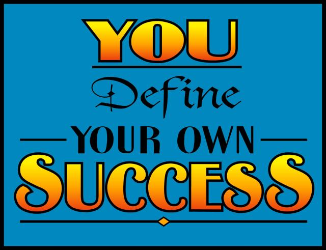 Define-Your-Own-Success