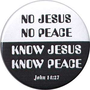 no-jesus-no-peace